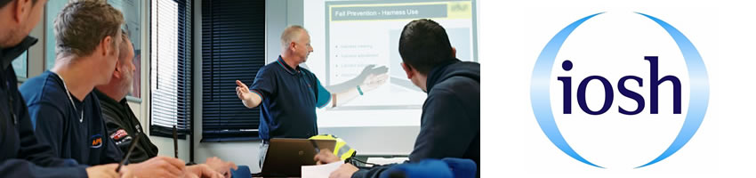 IOSH Managing Safely - 3 Day Course